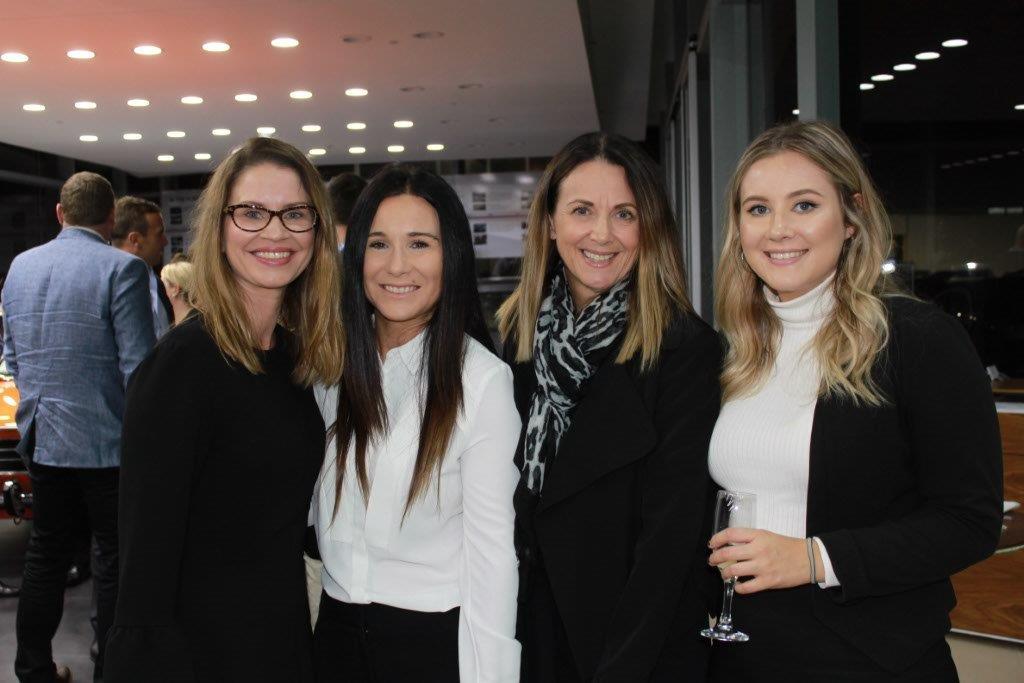 Kellie Jolliffe, Danielle Antonello, Jo Madden and Amber Madden (1)