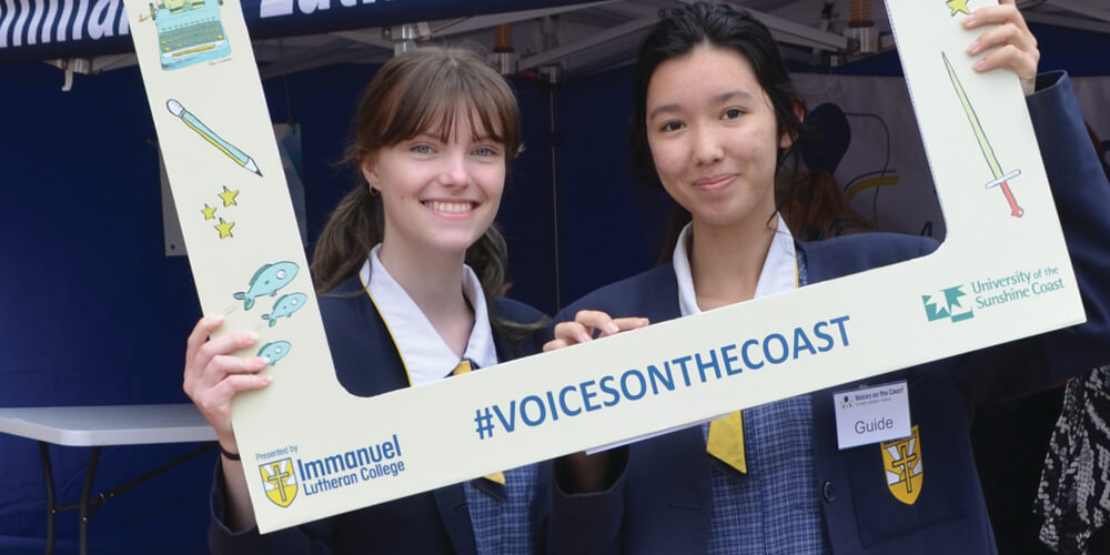 Voices on the Coast