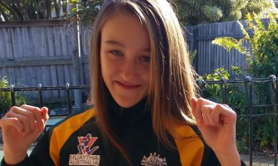 Sunshine Coast student Skylah Hamill recently competed at Muay Thai World Championships.