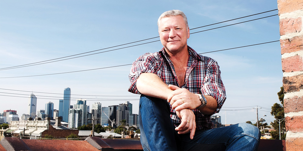Scott Cam is a television presenter and stars on The Block on Nine.