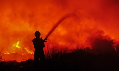The Caloundra bushfire has reminded Sunshine Coast residents to be aware of the dangers this bushfire season.