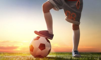 Sunshine Coast soccer. Bad sportsmanship from parents at children's sport.