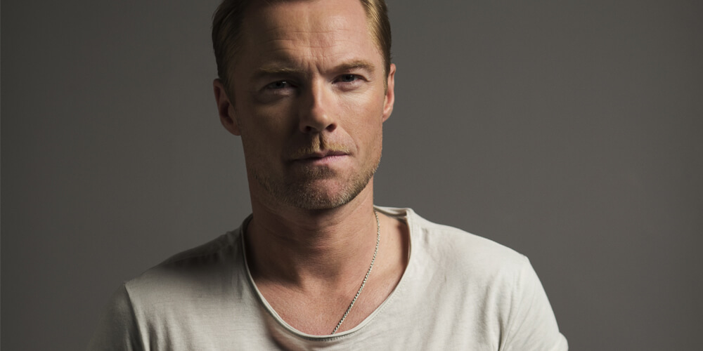 Ronan Keating will perform at the Caloundra Music Festival