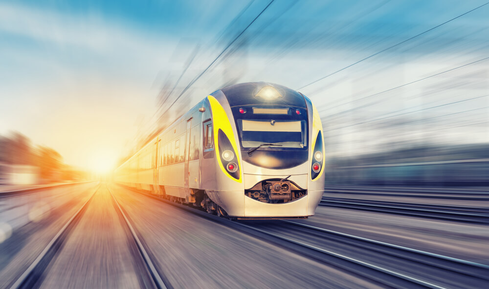 A rail network needs to be fast tracked for the Sunshine Coast, says Darrell Edwards.