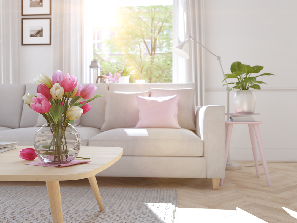 The Block's Darren Palmer shares his spring interior design tips