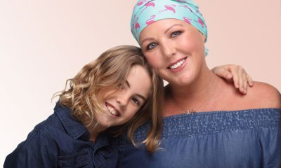Donna Penny with son Kai