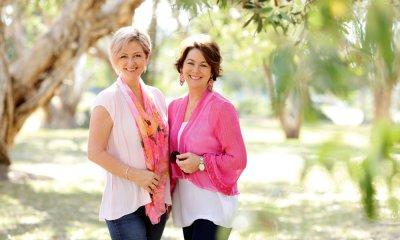 Karen Jones and Loren Wimhurst