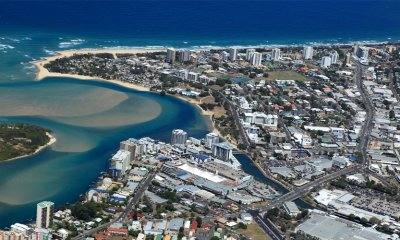 The Sunshine Coast property market is growing.