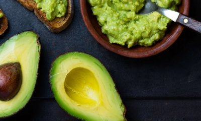 Avocado is a health eating choice