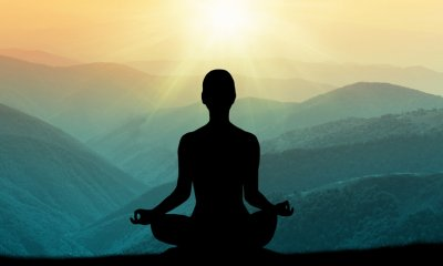 Sami Muirhead has taken up the art of meditation