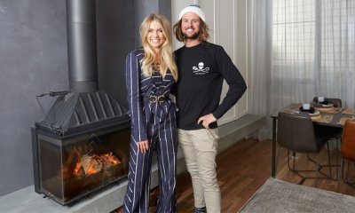 Elyse Knowles and Josh Barker from The Block talk about renovation