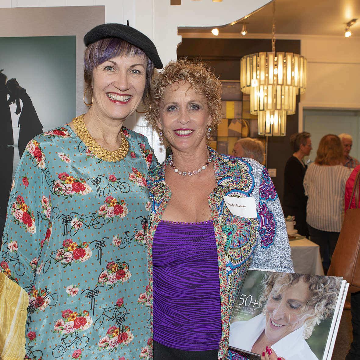 Fab 50 People: 50+ Fabulous Women Of The Sunshine Coast Book Launch