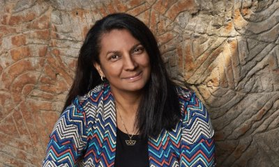 Athlete and former politician Nova Peris has released her latest book.