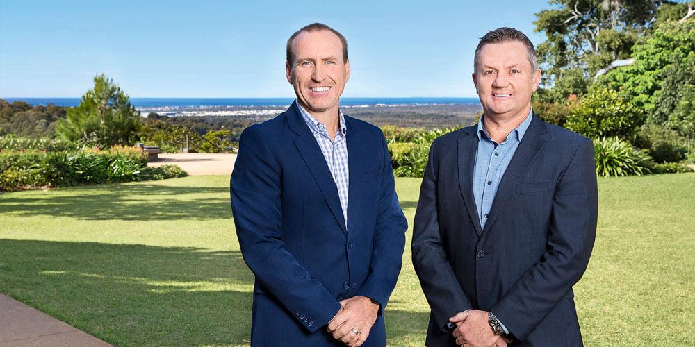 John McGrath says the Sunshine Coast is the hottest property market.