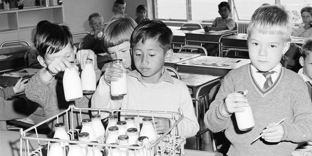 As part of National Nutrition Week, My Weekly Preview takes a look at how the humble school canteen has evolved and where it's headed in the future.
