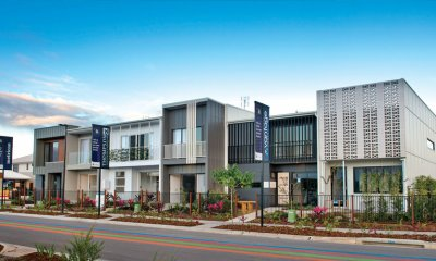 Aura's Baringa Urban Village has been recognised for its outstanding offering to homebuyers on a budget.