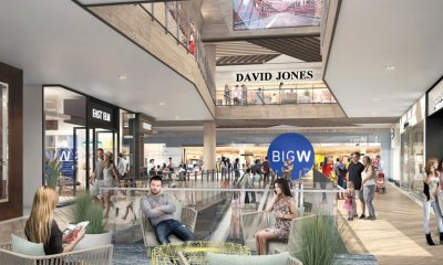We are counting down the days until the opening of the new addition to Sunshine Plaza, which will feature the region's first David Jones store.