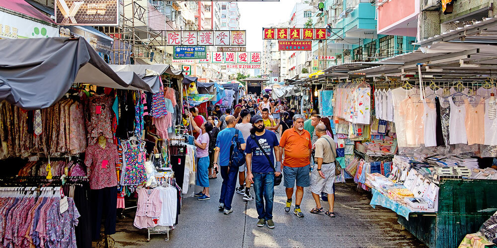 If you want to see the real Hong Kong, visit Sham Shui Po, where stories linger in the air, waiting to be told. WORDS: Matt Encarnacion, AAP.