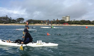The Island Charity Swim is on again, raising money for the Nambour and Currimundi Special Schools.