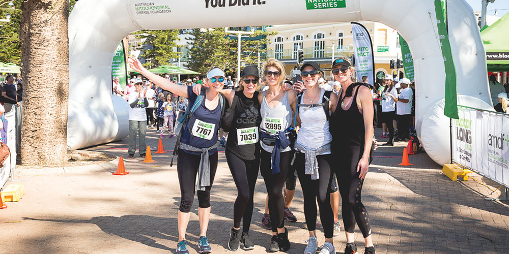 There is still time to gather your friends and take part in the Sunshine Coast's Bloody Long Walk.