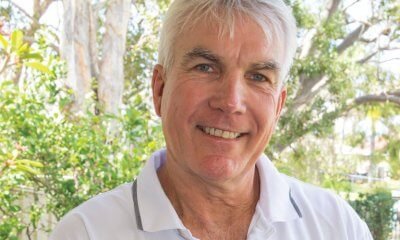 Mark Forbes is determined to help treat those suffering from eating disorders, and he's got the Sunshine Coast community behind him.