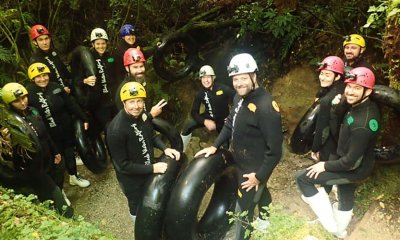 Whichever way you view the Waitomo caves, these New Zealand natural wonders are worth exploring.