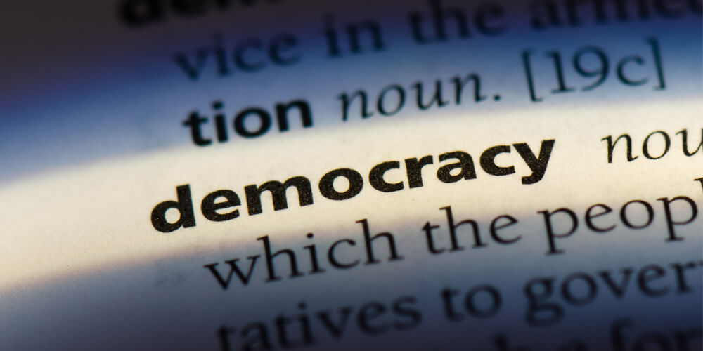 Kyle Kimball questions the assumption that democracy is a fair system and asks why we don't consider the alternatives.
