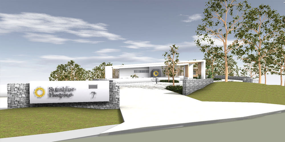 Sunshine Hospice has moved a step closer to providing a new facility for Sunshine Coast residents in Buderim.