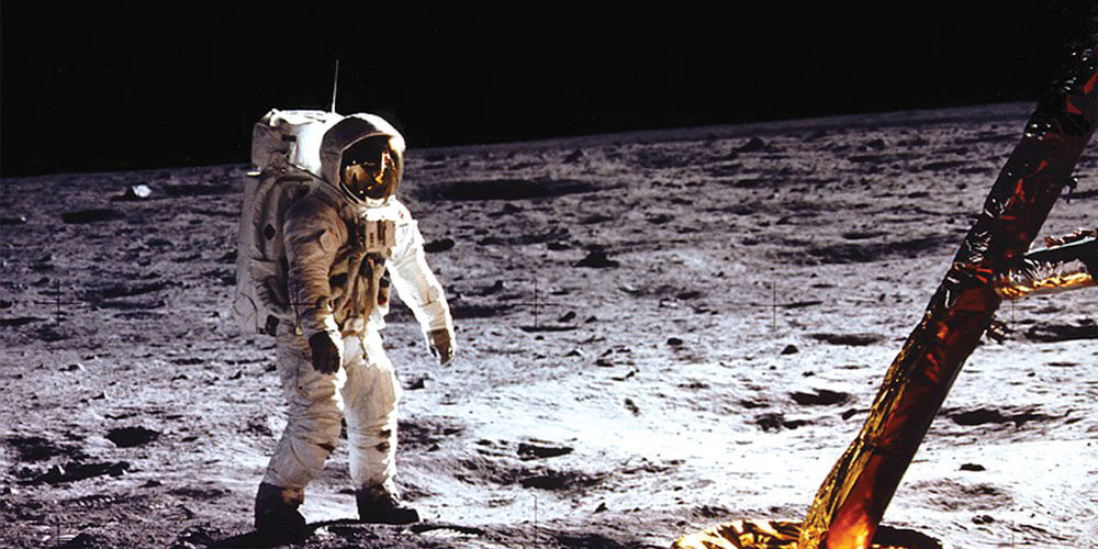 As the world reflects on the 50th anniversary of the moon landing, we are once again setting our sights on the stars in anticipation of our return in 2024, the first time we will have taken that giant leap since the 1969 Apollo 11 mission.