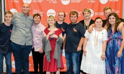 As STEPS Group Australia celebrates 30 years, My Weekly Preview reflects on the work that has been done and the lives enhanced by the organisation.