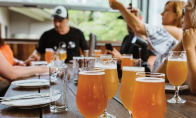 Craft beer lovers have not been forgotten at The Curated Plate, the Sunshine Coast's newest foodie festival that con-nects food lovers with producers.