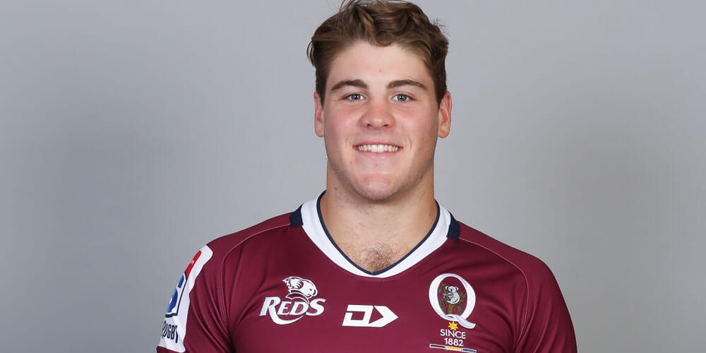 Junior Wallabies captain Fraser McReight is having the time of his life.