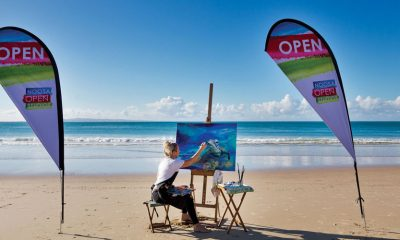Noosa Open Studios to draw art lovers