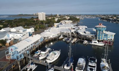 It's been 30 years since The Wharf precinct and Underwater World first offered a thrilling, world-class experience to visitors in Mooloolaba.