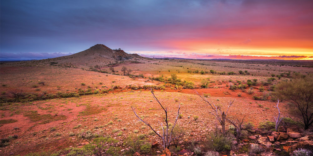 An important part of Australia's pioneering story, The Ghan now offers a luxurious cruise through the heart of this beautiful nation.