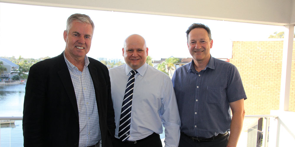 First National Real Estate CEO Ray Ellis shares his thoughts on the Sunshine Coast real estate market.