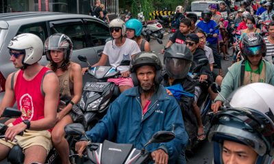 On the chaotic roads of Bali, Roxanne McCarty-O'Kane learns a valuable lesson about staying calm.