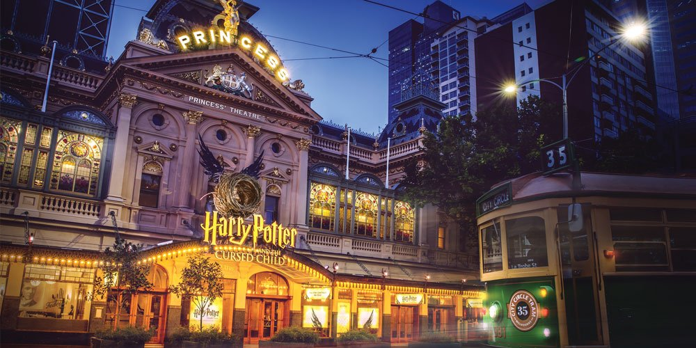 A trip to Melbourne to see Harry Potter and the Cursed Child – the first official Harry Potter stage show – is an unforgettable experience.