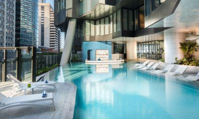 The Westin Brisbane is the first in Australia to offer the Heavenly Spa – reason enough to visit for a weekend.