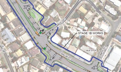 Roadworks to address the congestion in Mooloolaba are forging ahead with Sunshine Coast Council set to continue the works through to 2023.
