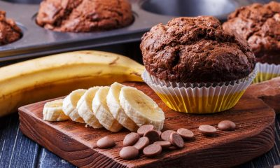 This healthy alternative to chocolate muffins, sent in by reader Andie, is sure to keep even the fussiest of eaters happy.