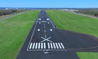 The long-awaited expansion to the Sunshine Coast Airport is now complete and ready to welcome the world to our region.