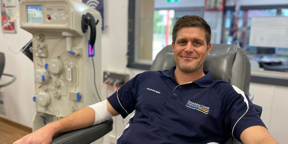 Last week was National Blood Donor Week, and residents are being encouraged to roll up their sleeves. WORDS: Layne Whitburn.