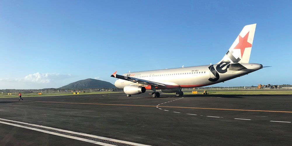 After three months, Sunshine Coast Airport is welcoming passengers back on established and new routes.