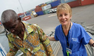 Buderim nurse Karen Binns reflects on her time volunteering with locally based charity Mercy Ships.