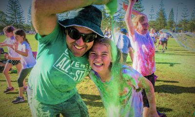 After a disrupted year, the School Fun Run Crazy Colour Day will delight students.