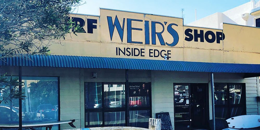 Brian Weir is shutting up shop and selling the Cotton Tree property that's been in the family for more than 70 years.