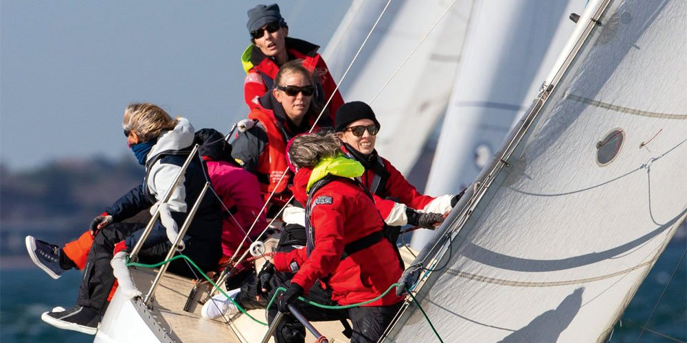 The participation of women in sailing is on the rise, and local female sailors are getting out on the water in greater numbers, competing for local clubs and doing the Sunshine Coast proud. WORDS: Tracey Johnstone.