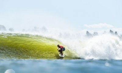 The World Surf League says the majority of Coast locals support its surf ranch.