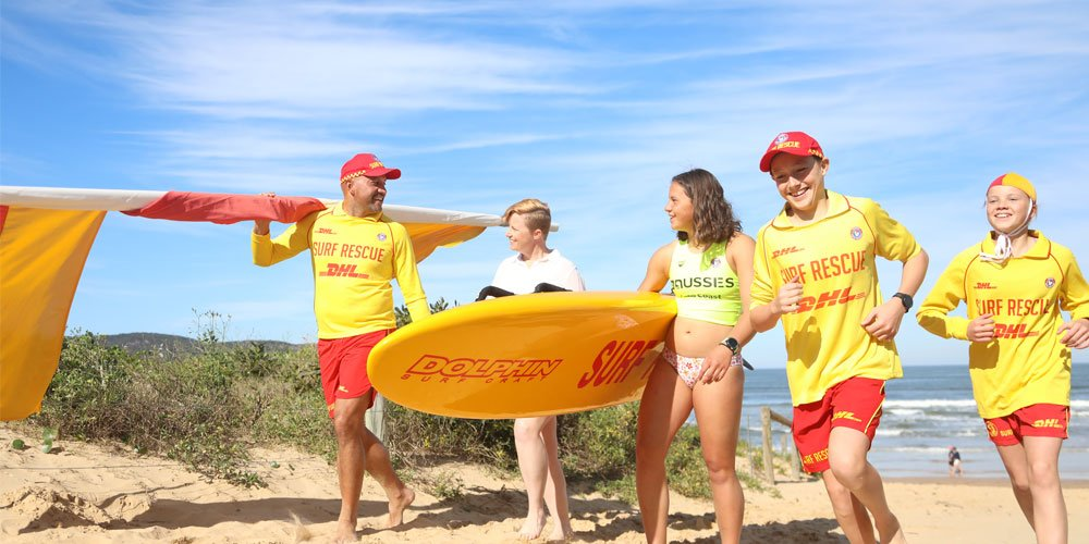 Surf Life Saving Queensland is calling on Queenslanders to join the great Aussie tradition of surf lifesaving. It's a great way to get involved in a healthy outdoor activity while feeling a sense of community and belonging.